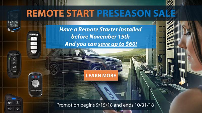 Remote-Start-Sale