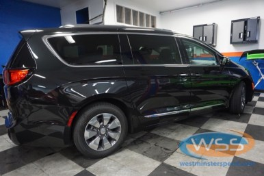 Chrysler Pacifica Window Tint