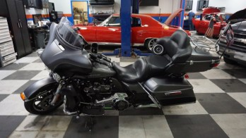 Hanover Harley-Davidson Client Gets Upgraded Audio for Ultra Limited