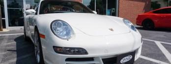 Porsche 911 Paint Protection Film