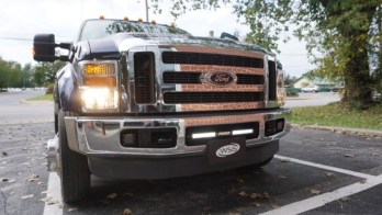 Ford F450 Lighting