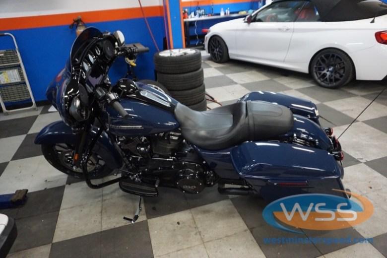 Harley tokico brake conversion