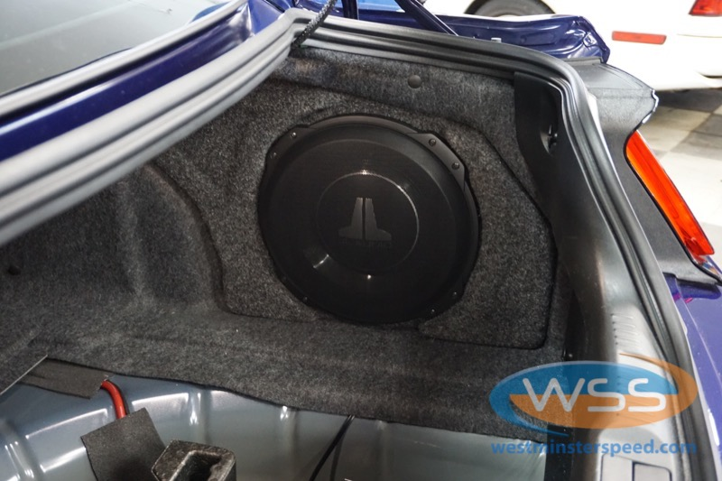 2018 Mustang GT350 Owner Gets Upgraded Sound System