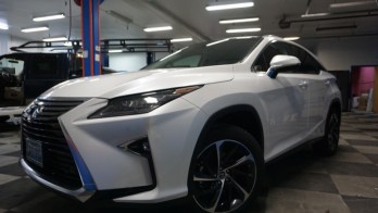 3M Scotchgard Pro Paint Protection Film Protects 2019 Lexus RX450H