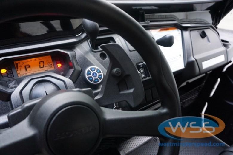 Honda Pioneer Audio