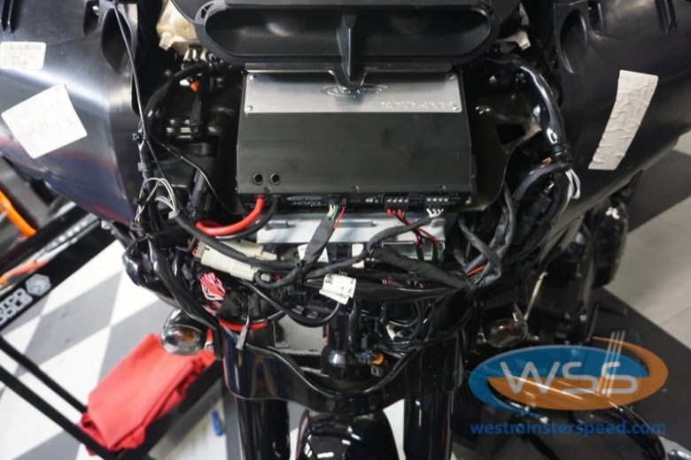 Harley Touring Stereo