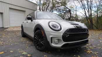 Mini Cooper Tint and Restyle Upgrades for Westminster Client