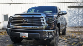 Remote Start and Paint Protection Film for Crofton Toyota Tundra Client