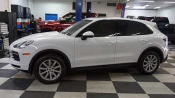 Porsche Cayenne Radar and Laser Defense Upgrade for Catonsville Client