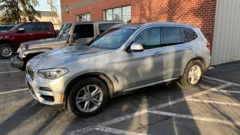 2020 BMW X3 Gets Unlimited-Range Compustar Remote Starter Upgrade