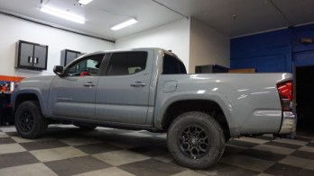 Audio System Upgrade for Manchester Toyota Tacoma