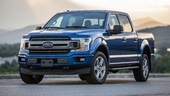 Popular Upgrades for Ford Pickup Trucks