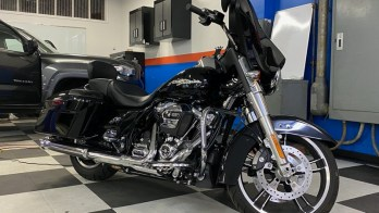 Stage 3 Upgrade for Sykesville Harley-Davidson Street Glide