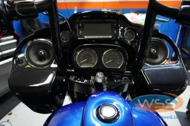 Harley CVO Stereo
