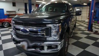 Retrax PRO Bed Cover Adds Cargo Protection to 2018 Ford F-350