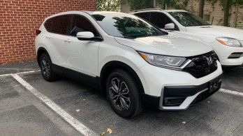 2020 Honda CR-V Gets Paint Protection Film and Window Tint