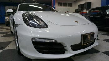 2013 Porsche Boxster S Gets Parking Sensor Safety System Upgrade
