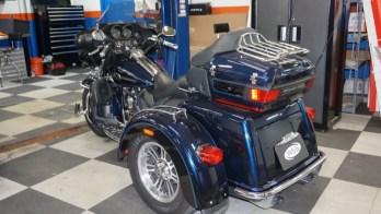 Halethorpe Harley-Davidson Tri Glide Stereo System Upgrade
