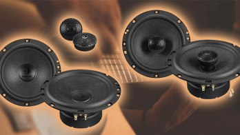 Product Spotlight: Helix S-Series Component and Coaxial Speaker Sets