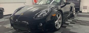 Porsche Paint