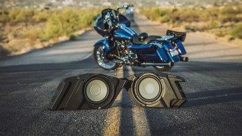 Product Spotlight: Rockford Fosgate HD14-SBSUB Motorcycle Subwoofers