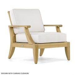 Outdoor Teak Chairs Ergonomic Chair Guitarists Laguna Deep Seating Lounge