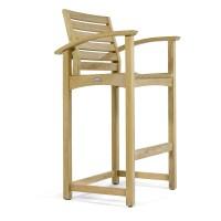 Somerset Teak Bar Stool and Pub Chair - Westminster Teak ...
