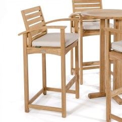 Teak Bar Table And Chairs Bedroom Reading Nook Chair Somerset Stool Pub Westminster