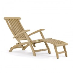 Teak Steamer Chair Plastic Covers In India Barbuda Captain Westminster Chairs