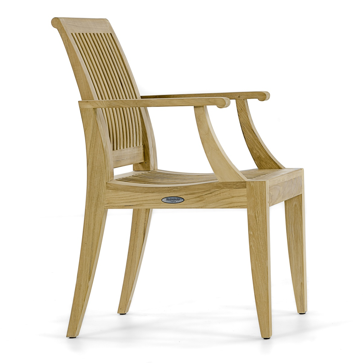 teak shower chairs with arms grey table and laguna dining armchair westminster