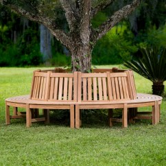 Outdoor Wooden Folding Chairs Costco Gaming Chair Buckingham Teak Tree Bench | Westminster