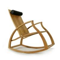 Aria Contemporary Teak Rocking Chair - Westminster Teak ...