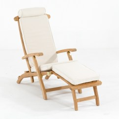 Cushions For Teak Steamer Chairs Luxury Portable Beach Sunbrella Cushion Westminster Outdoor Furniture