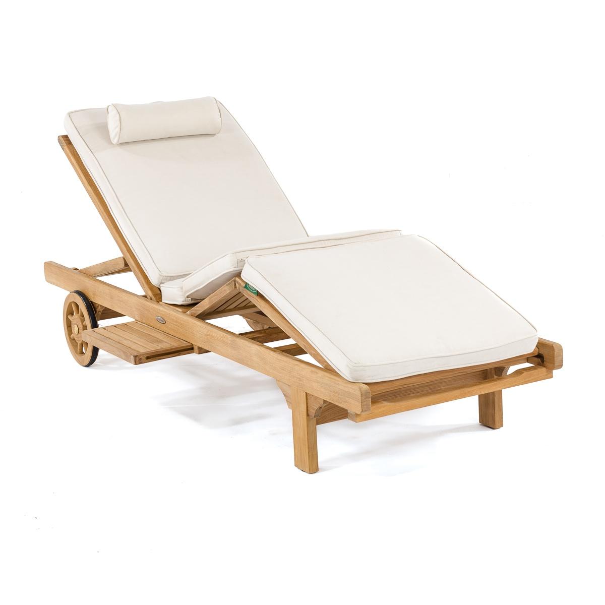 cushions for teak steamer chairs sears high canada sunbrella lounger cushion westminster
