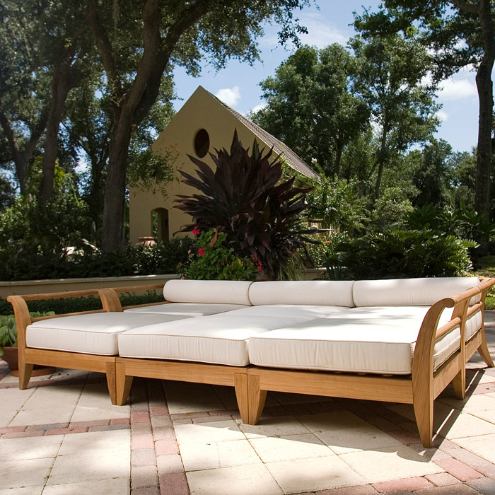 Aman Dais 6 pc Daybed  Westminster Teak