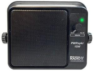 West Mountain Radio  PWRspkr 15W