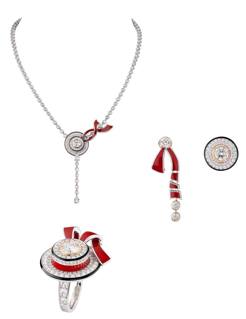 CHANEL ESCALE À VENISE High Jewelry pieces