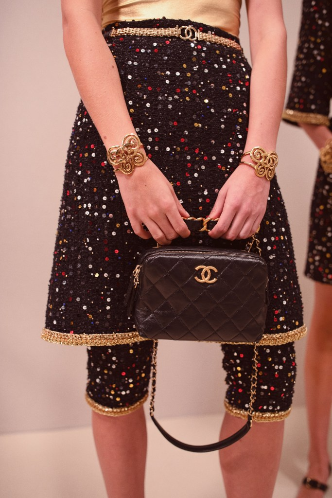 CHANEL SS22 RTW Accessories