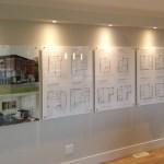 image of the Reid's Heritage Homes - Williamsburg Walk Interior Sign