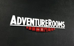 image of adventure rooms custom acrylic signs