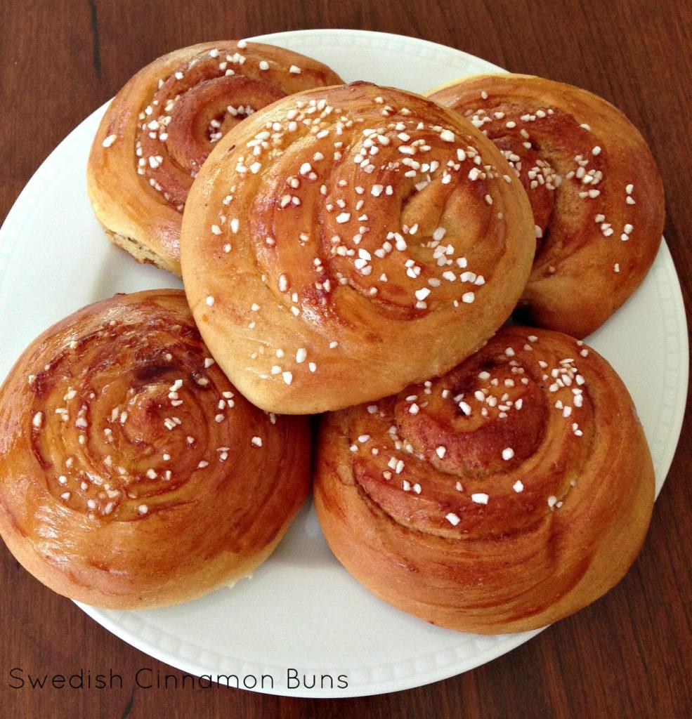 bread machine swedish cinnamon