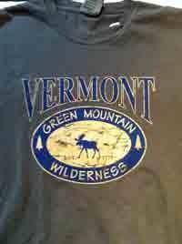 Green Mountain Wilderness T-shirt