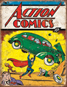 Action Comics No1 Cover