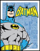 Batman – Retro Panels