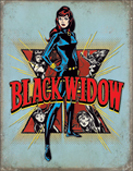 Black Widow Retro
