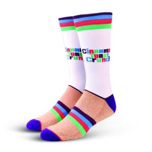 Cinnamon Toast Crunch Cool Socks