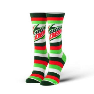 Do the Dew (Mountain Dew) Cool Socks