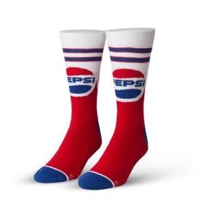 Pepsi Cola Cool Socks