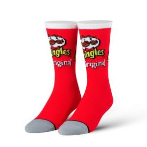 Pringles Can Cool Socks