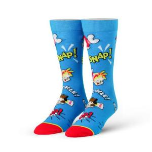 Snap Crackle Pop Rice Krispies Cool Socks